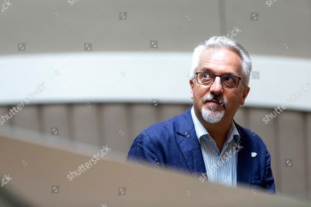 Editorial photo of Alan Hollinghurst presents book in Barcelona, Spain - 14 May 2019