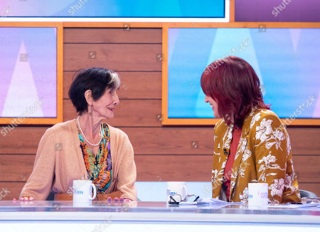 Editorial picture of 'Loose Women' TV show, London, UK - 14 May 2019