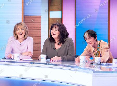Editorial photo of 'Loose Women' TV show, London, UK - 14 May 2019