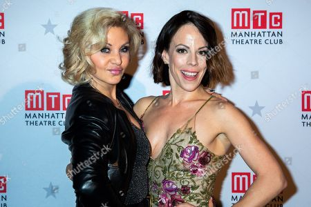 Orfeh and Leslie Kritzer