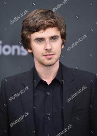 Stock Photo of Freddie Highmore