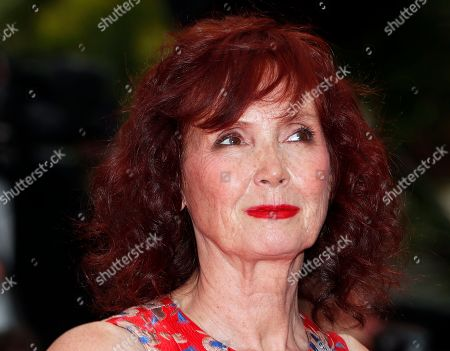 Sabine Azema arrives for the screening of 'The Dead Don't Die' and the Opening Ceremony of the 72nd annual Cannes Film Festival in Cannes, France, 14 May 2019. Presented in competition, the movie opens the festival which runs from 14 to 25 May.