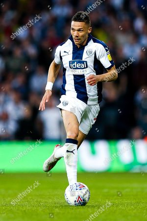 Kieran Gibbs of West Bromwich Albion in action