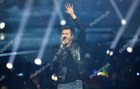 Editorial image of First Semi Final - 64th Eurovision Song Contest, Tel Aviv, Israel - 14 May 2019