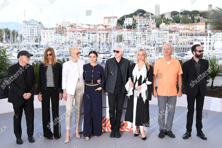 Editorial image of 'The Dead Don't Die' photocall, 72nd Cannes Film Festival, France - 15 May 2019