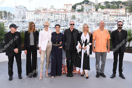 Editorial picture of 'The Dead Don't Die' photocall, 72nd Cannes Film Festival, France - 15 May 2019