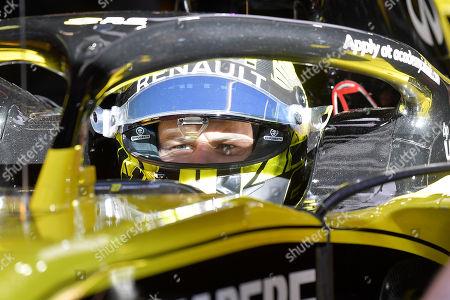 14.05.2019, Circuit de Catalunya, Barcelona, Formula 1 Testfahrten 2019 in Barcelona  ,  Nico Huelkenberg (GER#27), Renault F1 Team