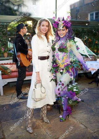 Editorial image of The Ivy Chelsea Garden summer party, London, UK - 14 May 2019