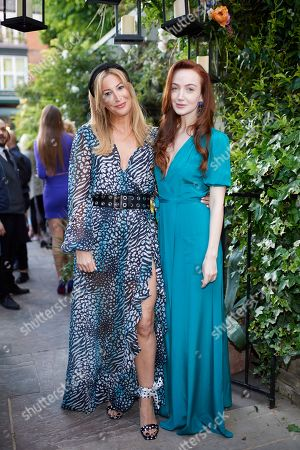 Editorial photo of The Ivy Chelsea Garden summer party, London, UK - 14 May 2019
