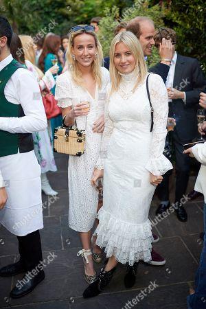 Jemima Cadbury and Marissa Montgomery
