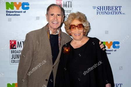 Stock Picture of Freddie Gershon, Myrna Gershon