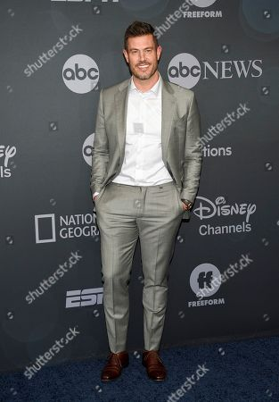 Jesse Palmer attends the Walt Disney Television 2019 upfront at Tavern on The Green, in New York