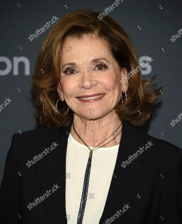 Jessica Walter attends the Walt Disney Television 2019 upfront at Tavern on The Green, in New York
