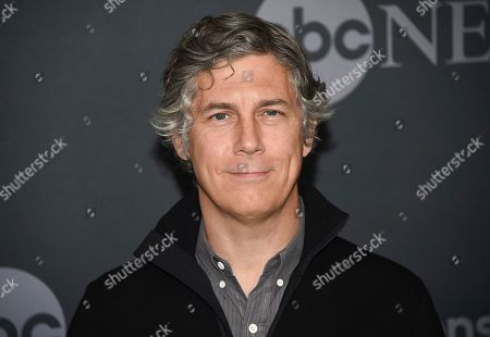 Chris Parnell attends the Walt Disney Television 2019 upfront at Tavern on The Green, in New York