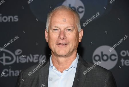 Kenny Mayne attends the Walt Disney Television 2019 upfront at Tavern on The Green, in New York
