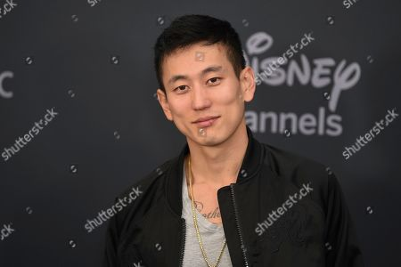 Jake Choi attends the Walt Disney Television 2019 upfront at Tavern on The Green, in New York