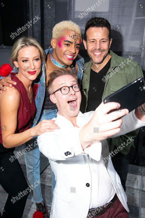 Editorial photo of 'Everybody's Talking About Jamie' musical, Cast Change, London, UK - 14 May 2019