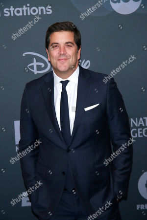 Editorial picture of Walt Disney Television Upfront Presentation, Arrivals, Tavern on the Green, New York, USA - 14 May 2019