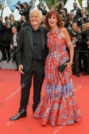 Andre Dussolier and Sabine Azema