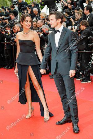 Anouchka Delon and Julien Dereins