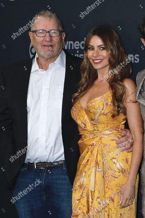 Ed O'Neill and Sofia Vergara