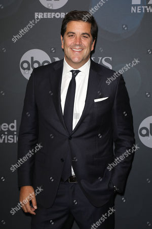 Editorial image of Walt Disney Television Upfronts 2019, Arrivals, New York, USA - 14 May 2019