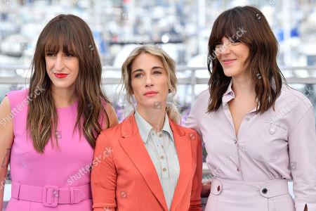Anne-Elisabeth Bosse, Nancy Grant and Monia Chokri
