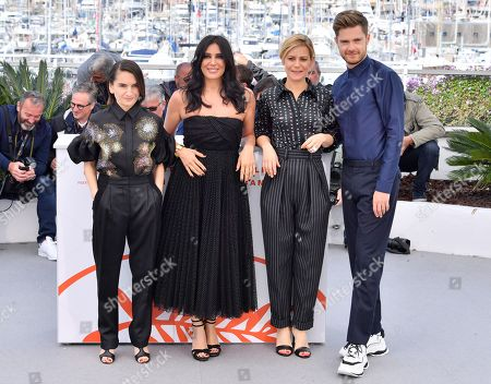 Editorial picture of Un Certain Regard jury photocall, 72nd Cannes Film Festival, France - 15 May 2019