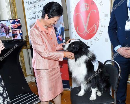 Princess Takamado of Japan