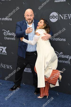 Editorial photo of Walt Disney Television Upfront Presentation, Arrivals, Tavern on the Green, New York, USA - 14 May 2019