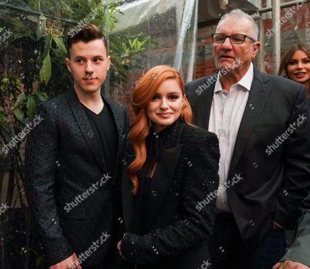 Nolan Gould, Ariel Winter, Ed O'Neill