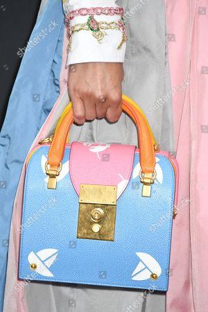 Eline Powell, bag detail