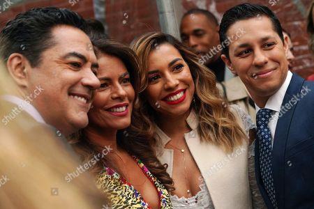 Carlos Gomes, Lisa Vidal, Christina Vidal