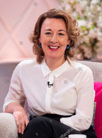 Editorial image of 'Lorraine' TV show, London, UK - 15 May 2019