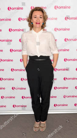 Editorial photo of 'Lorraine' TV show, London, UK - 15 May 2019