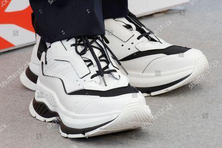 Lukas Dhont, shoe detail