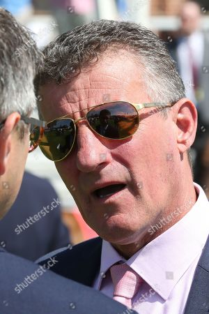 Trainer Kevin Ryan during the first day of the Dante Festival at York Racecourse, York