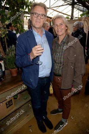Robert Fox and guest