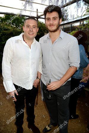 Adam Weymouth and Gabriel Jagger
