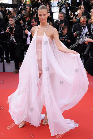 Editorial image of 'Les Miserables' premiere, 72nd Cannes Film Festival, France - 15 May 2019