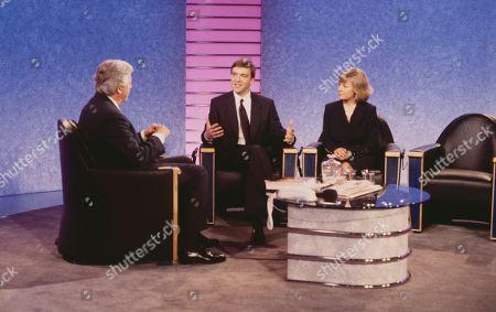 Michael Aspel, John McCarthy, and Jill Morrell.
