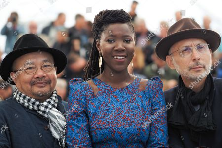 Rithy Panh, Alice Diopand and Benoit Delhomme