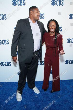 Omar Benson Miller and Maya Lynne Robinson