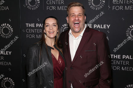 Editorial photo of The Paley Honors: A Gala Tribute to LGBTQ Achievements in Television, Arrivals, Ziegfeld Ballroom, New York, USA - 15 May 2019