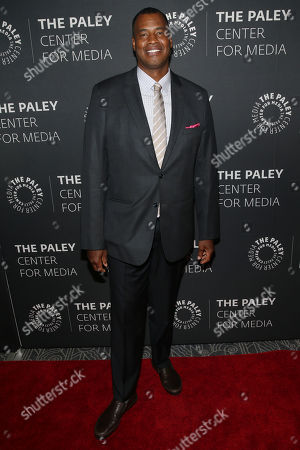 Editorial image of The Paley Honors: A Gala Tribute to LGBTQ Achievements in Television, Arrivals, Ziegfeld Ballroom, New York, USA - 15 May 2019