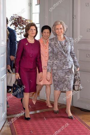 Editorial photo of Royals Attend Dementia Forum X, Stockholm, Sweden - 15 May 2019