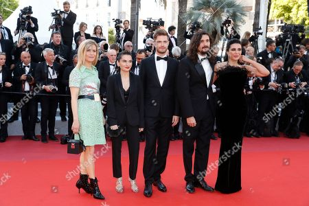 Editorial picture of Les Miserables Premiere - 72nd Cannes Film Festival, France - 15 May 2019