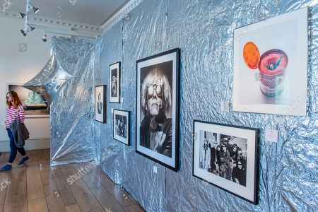 Editorial photo of Photo London Exibition, Somerset House, London, UK - 15 May 2019