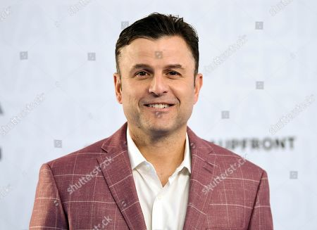 Steve Lemme attends the WarnerMedia Upfront at Madison Square Garden, in New York