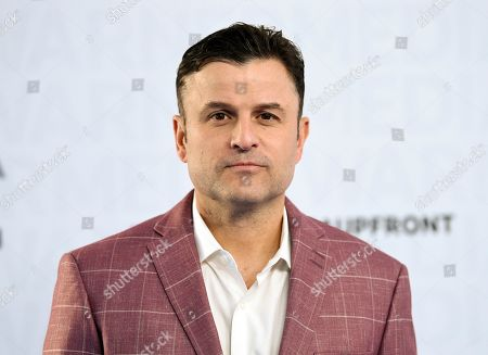 Stock Photo of Steve Lemme attends the WarnerMedia Upfront at Madison Square Garden, in New York